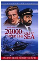 """20 000 Leagues Under the Sea Special Edition - 11"""" x 17"""""""