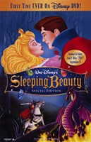 Sleeping Beauty On Sale Wall Poster