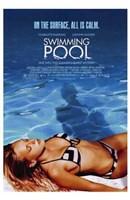 """Swimming Pool - 11"""" x 17"""""""
