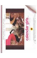 """Calendar Girls - 11"""" x 17"""""""