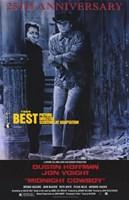 "Midnight Cowboy - 25th Anniversary - 11"" x 17"", FulcrumGallery.com brand"
