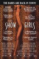 """Showgirls Leopard Print - 11"""" x 17"""""""