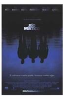 """Mystic River - 11"""" x 17"""""""