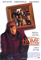 Home for the Holidays Wall Poster