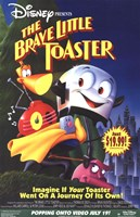 Brave Little Toaster Wall Poster