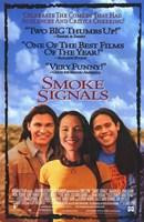 """Smoke Signals - 11"""" x 17"""", FulcrumGallery.com brand"""