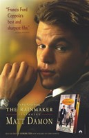 John Grisham's the Rainmaker Wall Poster