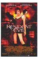 Resident Evil - women standing Wall Poster