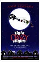 Adam Sandler's Eight Crazy Nights Wall Poster