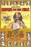"Death on the Nile Peter Ustinov - 11"" x 17"""