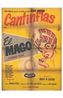 "The Magician - 11"" x 17"" - $15.49"