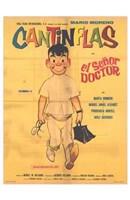 """El Senor Doctor - 11"""" x 17"""""""