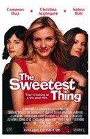 """The Sweetest Thing Cameron Diaz - 11"""" x 17"""""""