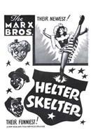 """Helter Skelter - 11"""" x 17"""""""