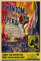 Phantom of the Opera, c.1962 - style A Fine Art Print