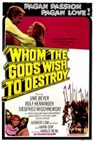 """Whom the Gods Wish to Destroy - 11"""" x 17"""""""
