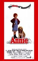 """11"""" x 17"""" Annie"""