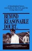 """Beyond Reasonable Doubt - 11"""" x 17"""""""