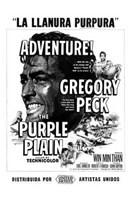"The Purple Plain - 11"" x 17"", FulcrumGallery.com brand"