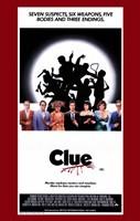 """Clue Film - 11"""" x 17"""""""