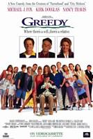 """Greedy - 11"""" x 17"""""""