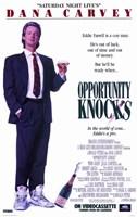 """Opportunity Knocks - 11"""" x 17"""""""