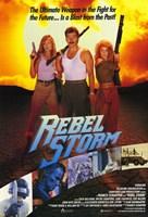 """Rebel Storm - 11"""" x 17"""""""