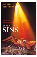 "Mortal Sins - 11"" x 17"""