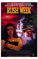 "Rush Week - 11"" x 17"""