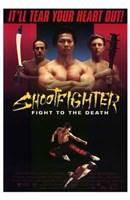"Shootfighter - 11"" x 17"""
