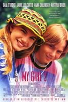 """My Girl 2 - 11"""" x 17"""""""