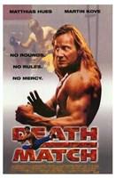 "Death Match - 11"" x 17"""
