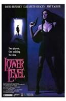 "Lower Level - 11"" x 17"", FulcrumGallery.com brand"