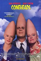 """Coneheads - 11"""" x 17"""""""
