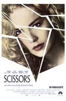 "Scissors - 11"" x 17"""