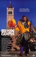 "Big Man on Campus - 11"" x 17"""