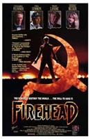 """Firehead - 11"""" x 17"""""""