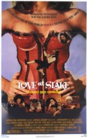 "Love At Stake - 11"" x 17"""