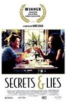 """Secrets Lies - 11"""" x 17"""""""