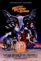 "Battle Beyond the Stars - 11"" x 17"""