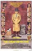 "Cheap Detective - 11"" x 17"" - $15.49"