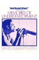 """Memories of Underdevelopment - 11"""" x 17"""""""
