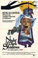"Night of Dark Shadows - 11"" x 17"""