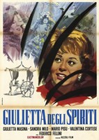 "Juliet of the Spirits Italian - 11"" x 17"""
