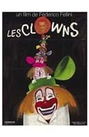 "The Clowns - 11"" x 17"""