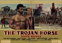 Trojan Horse Wall Poster