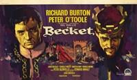 "Becket Peter OToole - 17"" x 11"", FulcrumGallery.com brand"