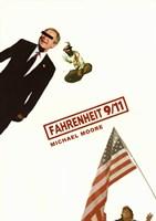 "Fahrenheit 9-11 The Movie - 11"" x 17"", FulcrumGallery.com brand"