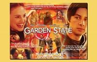 """17"""" x 11"""" Garden State"""