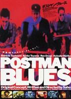 "Postman Blues - 11"" x 17"""